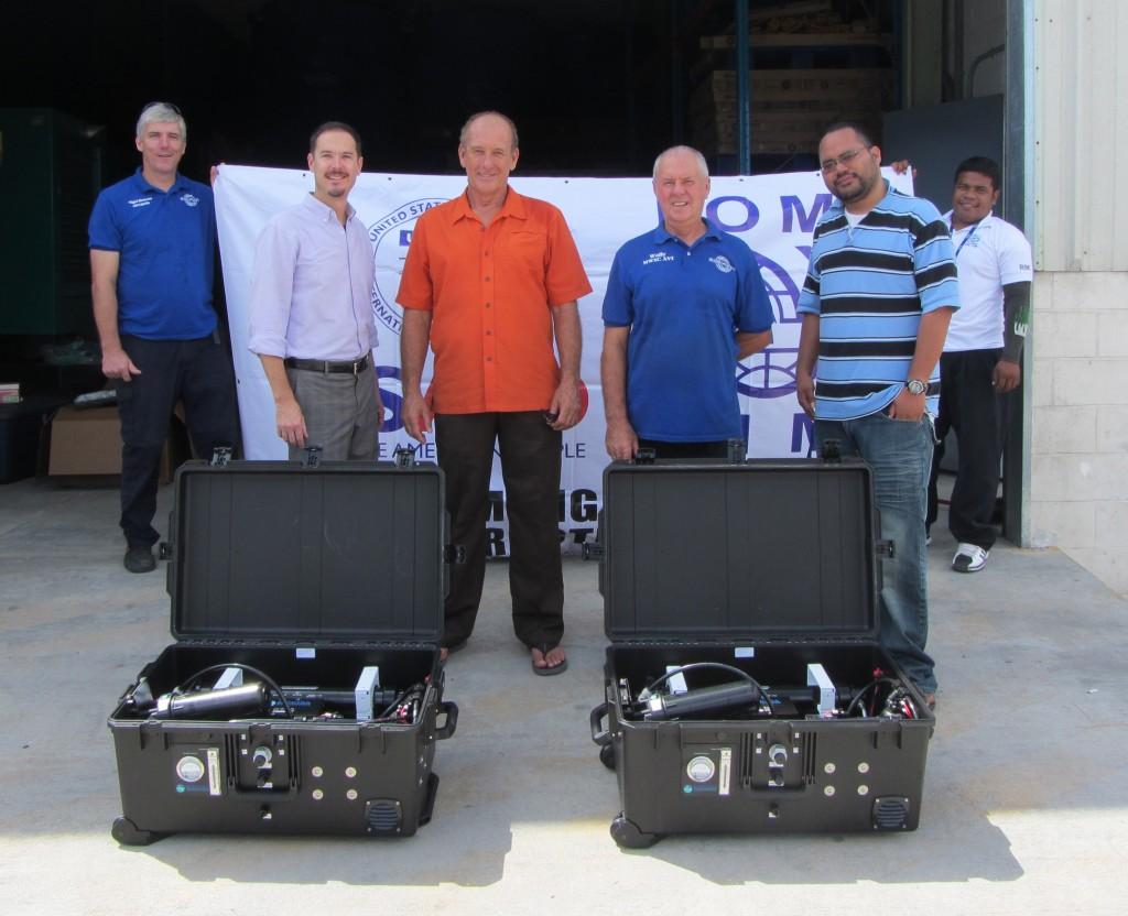 USAID-RMI Handover Aquifer 360s